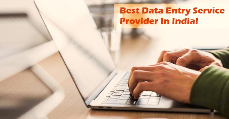 Best Data Entry Service Provider