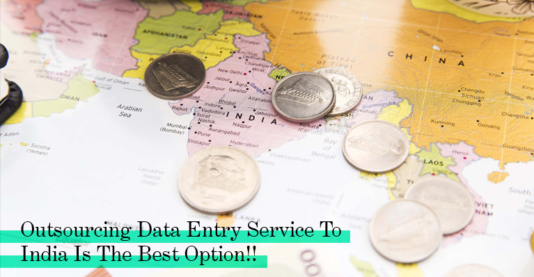 Best Option Outsourcing Data Entry Service To India