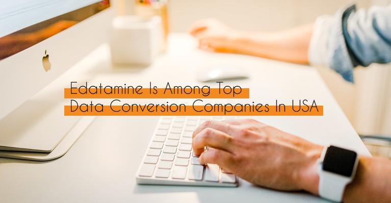 Top Data Conversion Company