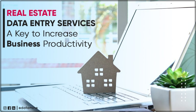 Real Estate Data Entry Services